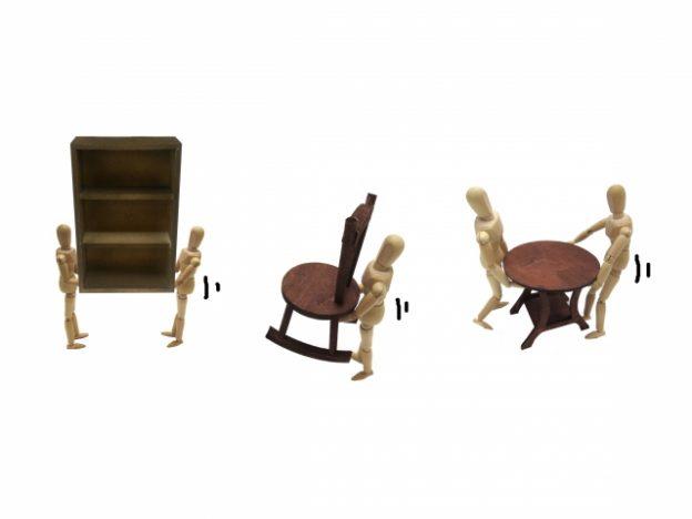 家具処分-業者引き取り方法